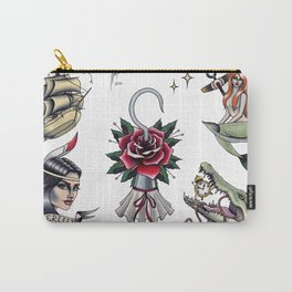 Peter Pan Neverland Carry-All Pouch