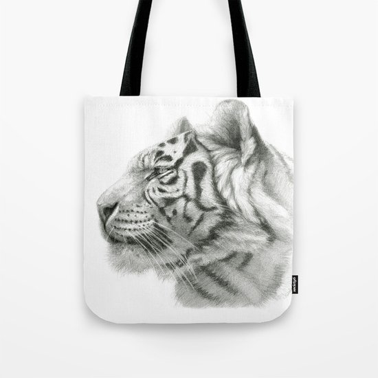 Tiger G2012-048 Tote Bag