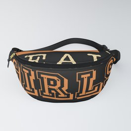 Real Girls Play Volleyball Women Spike Fanny Pack