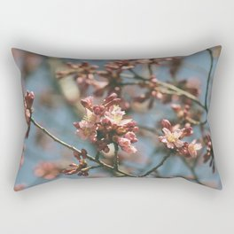 These Violent Delights Rectangular Pillow