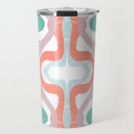 Blurred Lines Travel Mug