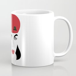 A woman soldier Coffee Mug