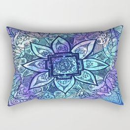 Purple Dreams Rectangular Pillow