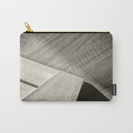 Shadow Light Door Abstract Two Carry-All Pouch