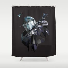 Seed Shower Curtain
