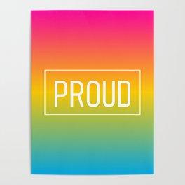 Pansexual Flag - Pride Poster