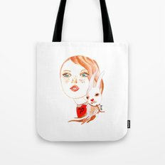 Real Beauty is without Cruelty Tote Bag