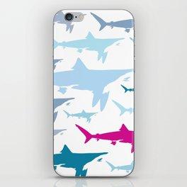 Shark Tank iPhone Skin