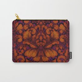 Gothic Flowers Carry-All Pouch