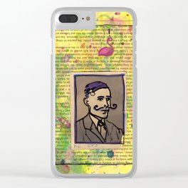 Conroy and the Night Visitant Clear iPhone Case