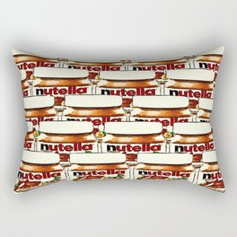 Nutella-76 Rectangular Pillow
