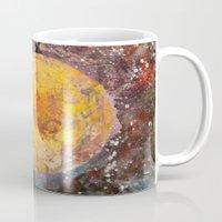 lunar Mugs featuring Lunar  by Evan Hawley