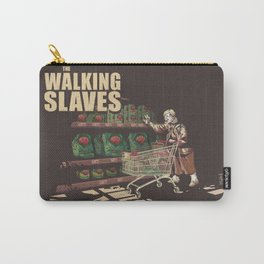 The Walking Slaves Carry-All Pouch