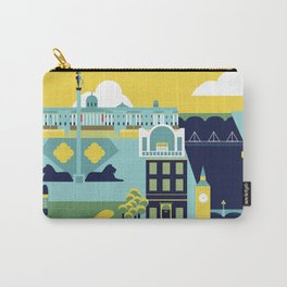 Charing Cross to Pimlico Carry-All Pouch