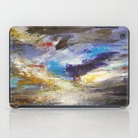 number iPad Cases featuring Cloudy Skies number 3 by James Peart