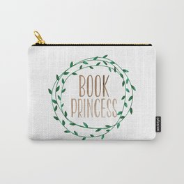 Book Princess Carry-All Pouch