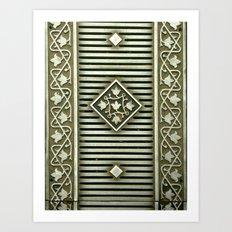 Metal Panel Art Print