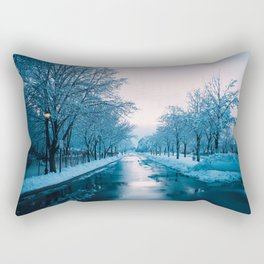 Narnia Road Rectangular Pillow