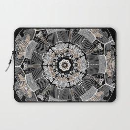 GoldenMandala Laptop Sleeve
