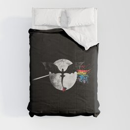 Dragon Side of the Moon  Comforters