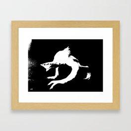 Grendel#01 Framed Art Print
