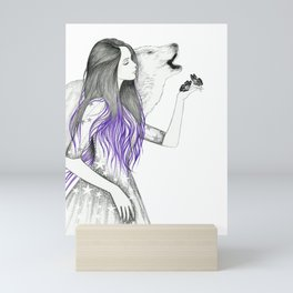 Wish On A Star Mini Art Print