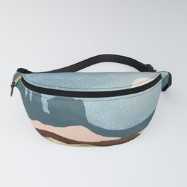 Desert Bloom Fanny Pack