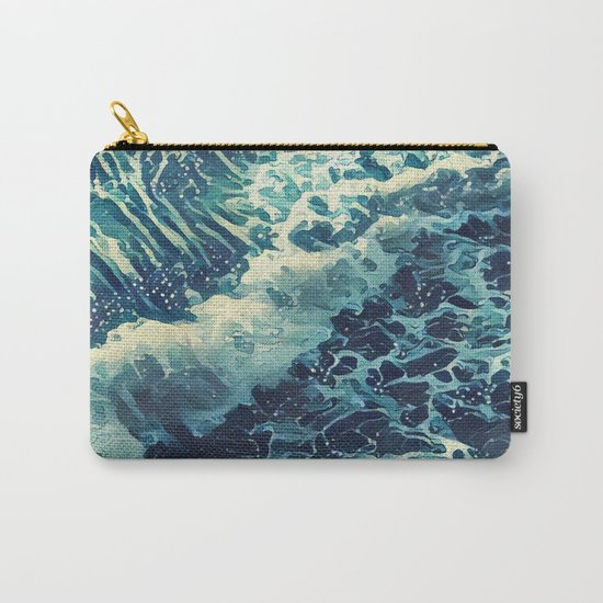 Every tide hath its ebb Carry-All Pouch