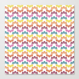 BP 83 Snake Stripes Canvas Print