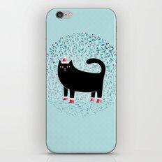 Santa Paws iPhone & iPod Skin