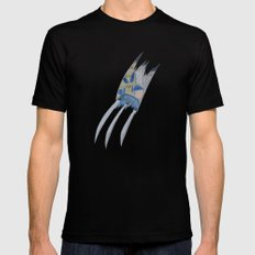Wolverine  Mens Fitted Tee Black SMALL