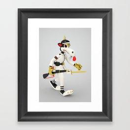 War Rat Framed Art Print