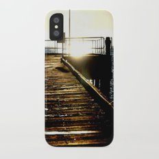 Sunrise iPhone X Slim Case