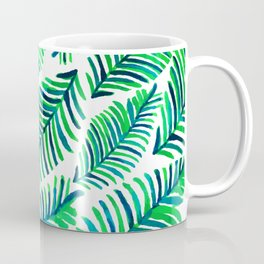 Palm Solace #society6 #buyart #decor Coffee Mug