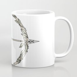 Bow and Arrow Coffee Mug