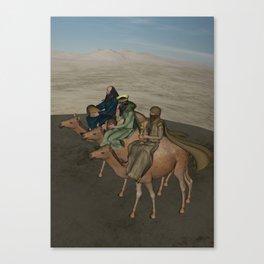 Kings 2 Canvas Print