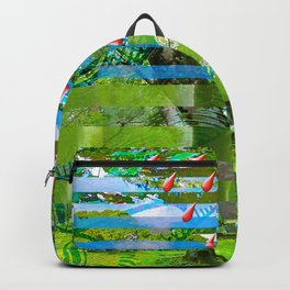 Landscape of My Heart (segment 2) Backpack