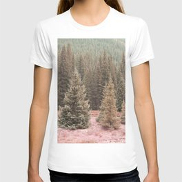 Look For Me In The Trees T-shirt