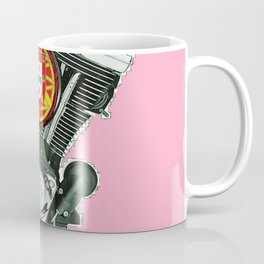 Portuguese pure evol hot  pink Coffee Mug