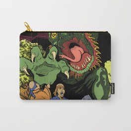 Monster in the Garden of Sorrow Carry-All Pouch