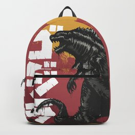 King of the Monsters Backpack