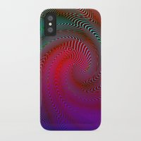 acid iPhone & iPod Cases featuring Acid by GypsYonic