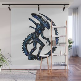 Alien Galaxy (2nd edition)  Wall Mural