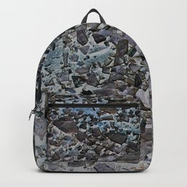 Broken glas Backpack