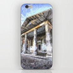 St Paul's Church Covent Garden Art iPhone & iPod Skin