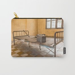 S21 Building B Cell II - Khmer Rouge, Cambodia Carry-All Pouch