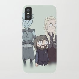 Game Of Schwift iPhone Case