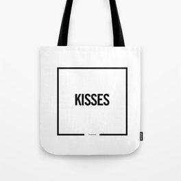 KISSES + DICKS 1  Tote Bag