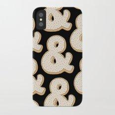 Ampersandonut Slim Case iPhone X