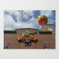 muppet Canvas Prints featuring Muppet Vision by B G B Creative // Photos by Bianca Badia